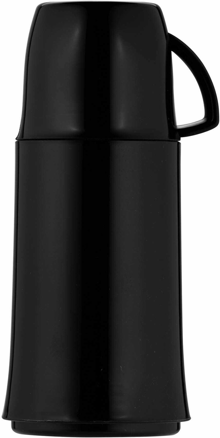 Helios Elegance termos, tworzywo sztuczne, czarny, 0,25 litra