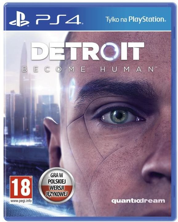 Detroit: Become Human PL (PS4)