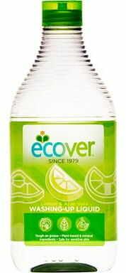 Płyn do Zmywania Naczyń Cytrynowo Aloesowy 450ml - Ecover