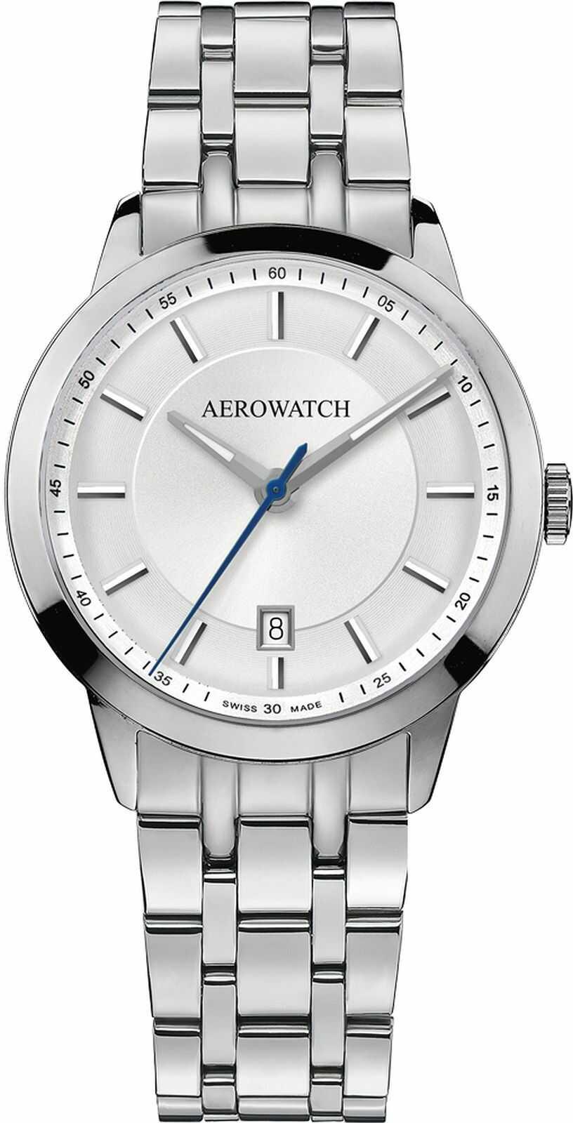 Aerowatch 42972-AA07-M > Wysyłka tego samego dnia Grawer 0zł Darmowa dostawa Kurierem/Inpost Darmowy zwrot przez 100 DNI