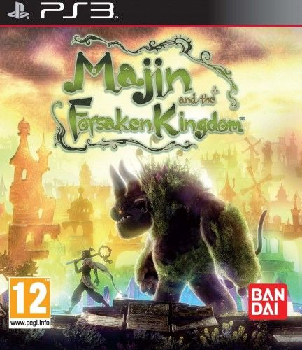 Majin and the Forsaken Kingdom PS3 Używana