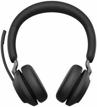 Jabra Evolve2 65, UC Stereo Zestaw słuchawkowy Opaska na głowę USB