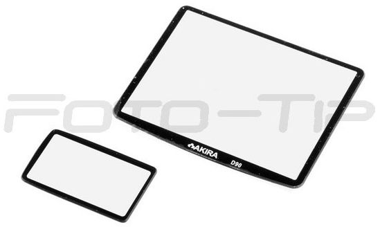 Akira dedykowana osłona LCD do Nikon D90