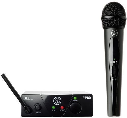 AKG WMS40 MINI Vocal SET - US25D (540.400 MHz)