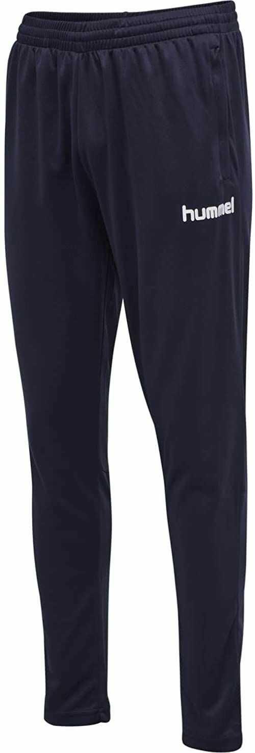 Hummel Spodnie męskie Hmlpromo do futbolu niebieski (Marine) morski XXL