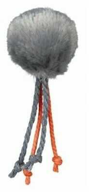 TRIXIE - TX 4126 Piłeczki z dzwonkiem i sznurkiem