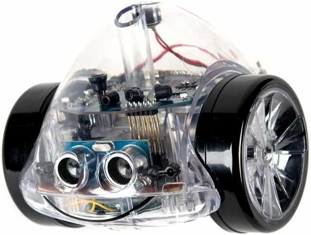 Ino-Bot programowalny robot z bluetooth - Robot zabawka