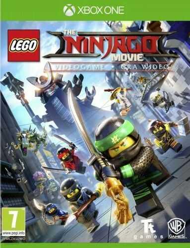 Lego Ninjago XONE Używana