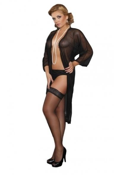 Andalea m/1060 delicate sophie nightgown szlafrok