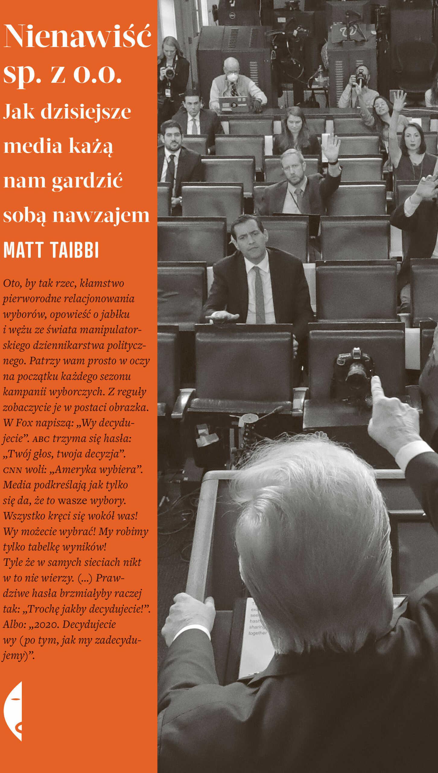 Nienawiść sp. z o.o. - Matt Taibbi - ebook