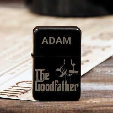 The Goodfather - Zapalniczka z grawerem