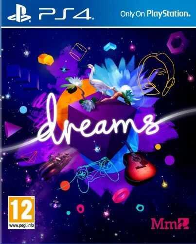 Dreams PS 4 Używana
