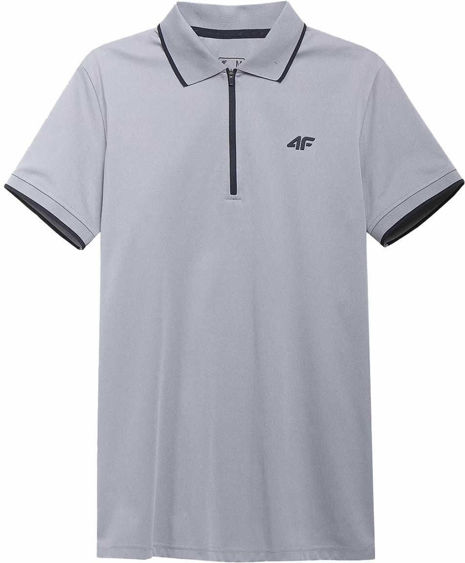 Koszulka Polo 4F TSMF081 - szara (H4L21 TSMF081-25M)