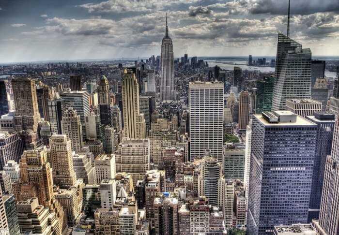 Fototapeta na ścianę - New York, sleepless - KLEJ GRATIS!