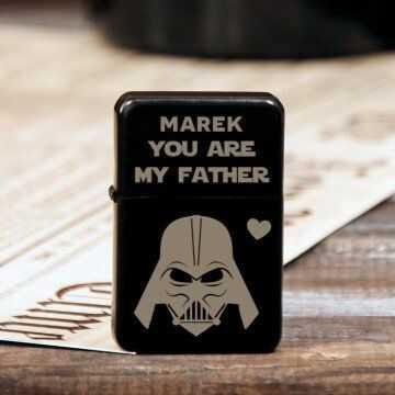 Vader Dad - Zapalniczka z grawerem