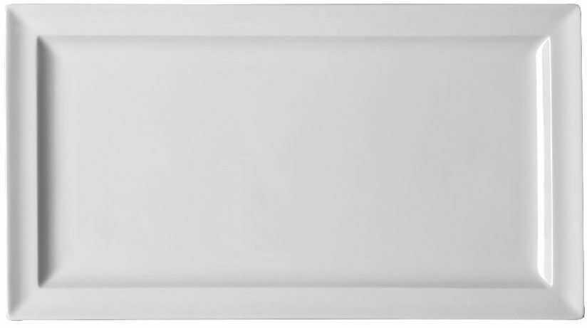 Talerz płaski prostokątny CLASSIC GOURMET