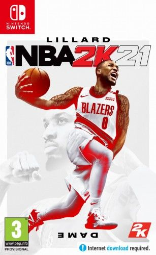 NBA 2K21 NS