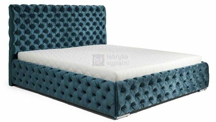 Łóżko HAVANA tapicerowane