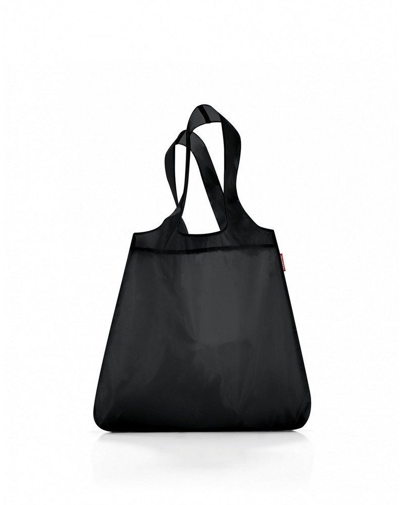 Reisenthel - siatka mini maxi shopper - black