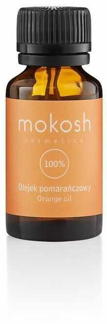 Olejek eteryczny pomarańczowy 100% Mokosh 10 ml