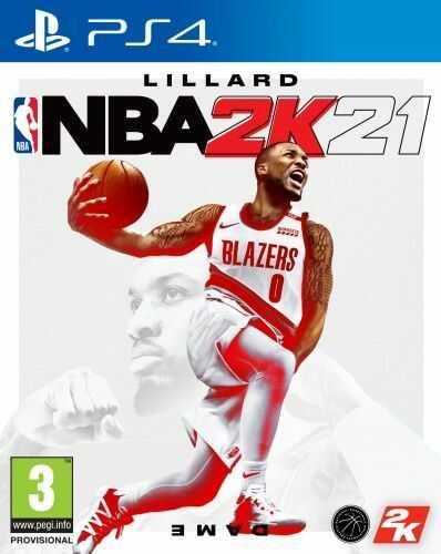 NBA 2K21 PS 4