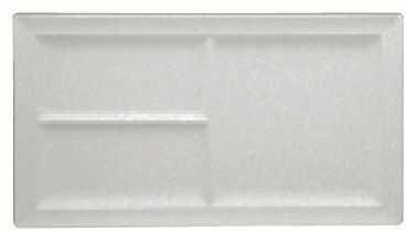 Talerz płaski trójdzielny CLASSIC GOURMET