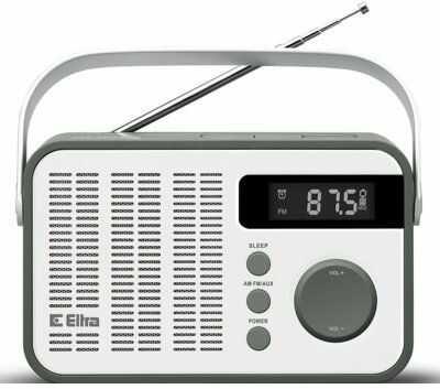 Radio ELTRA Oliwia Biało-szary DARMOWY TRANSPORT!