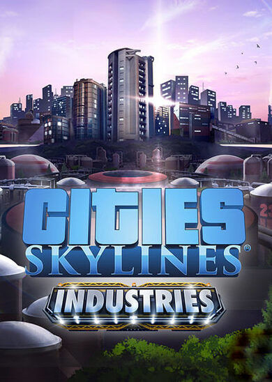 Cities: Skylines - Industries PL (Digital - klucz Steam)