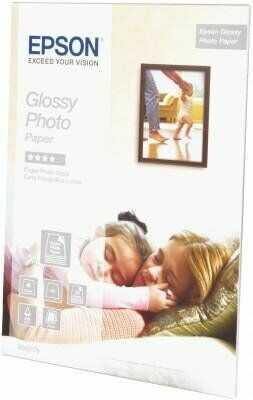 Papier Epson Glossy Photo Paper A4, 225g/m, 20 sztuk S042178