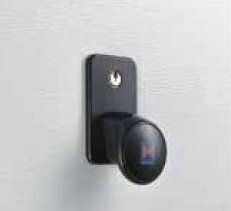 Komplet okuć z klamką i zamkiem do ręcznej obsługi bramy segmentowej (bez napędu)