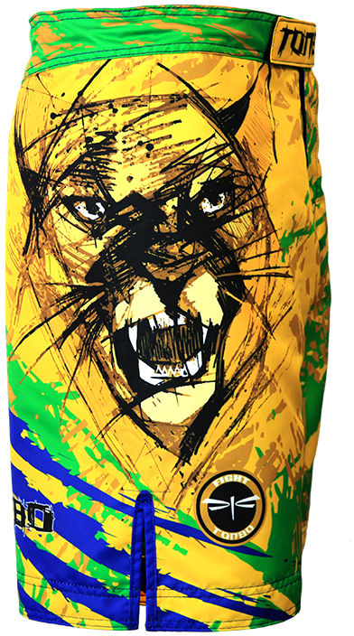 spodenki mma - BAD CAT