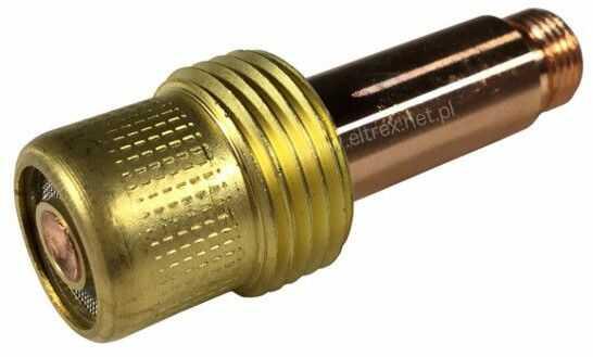 Soczewki gazowe TIG SR17, SR18, SR26 Dostępne średnice 1,0 - 4,0 mm
