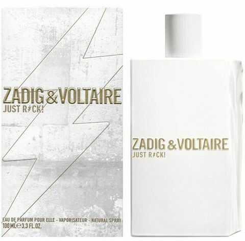 Zadig & Voltaire Just Rock! For Her woda perfumowana - 50ml