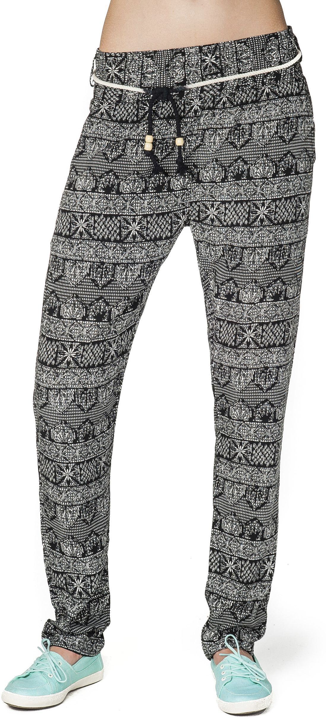 spodnie damskie HORSEFEATHERS SUPER SUMMER PANTS (black)