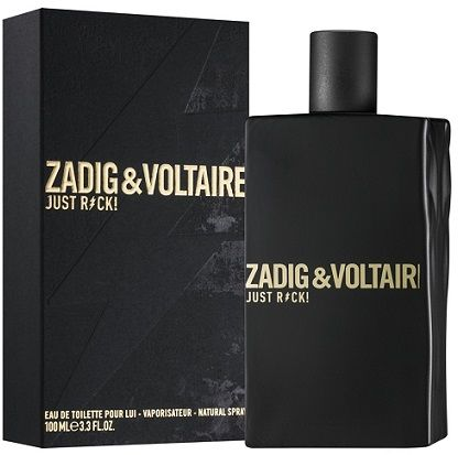 Zadig & Voltaire Just Rock! For Him woda toaletowa - 50ml