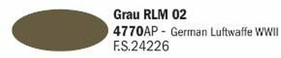 Italeri IT4770AP Farba akrylowa szara