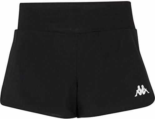 Kappa Falza spodnie tenisowe, damskie L czarne