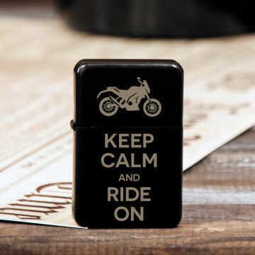 Ride on - Zapalniczka z grawerem