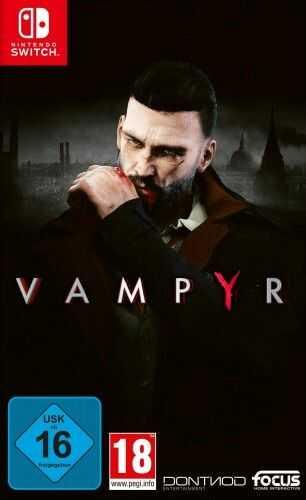 Vampyr NS Używana