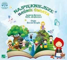 Najpiękniejsze Baśnie świata - Hans Christian Andersen - audiobook