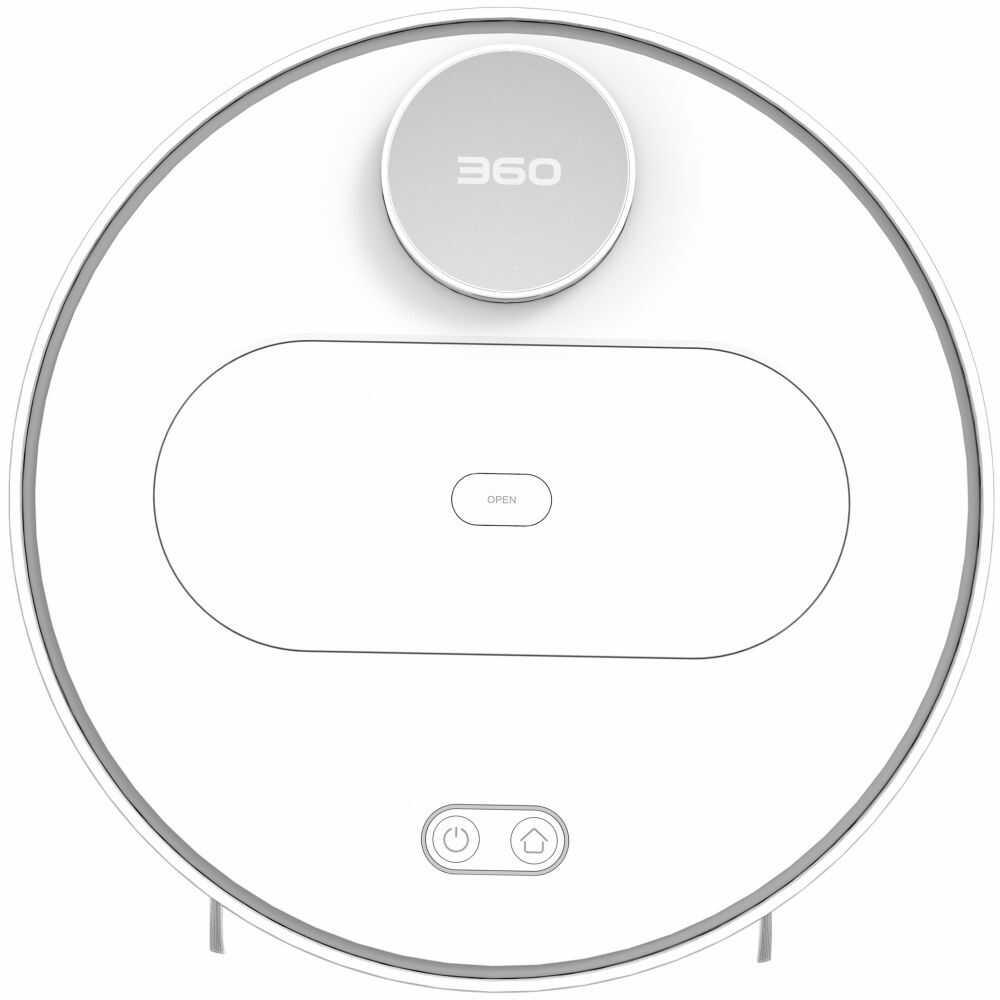360 Robot Vacuum S6 - Odkurzacz automatyczny