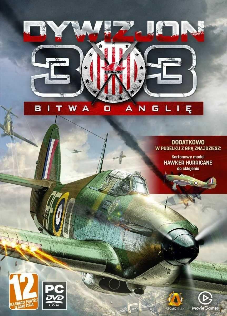 Dywizjon 303: Bitwa o Anglię + bonus PL (PC)