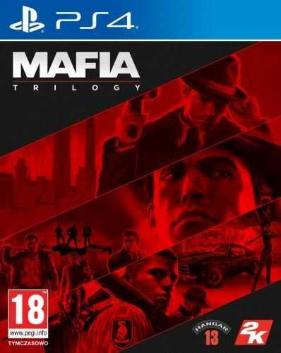 Mafia Trylogia PS 4