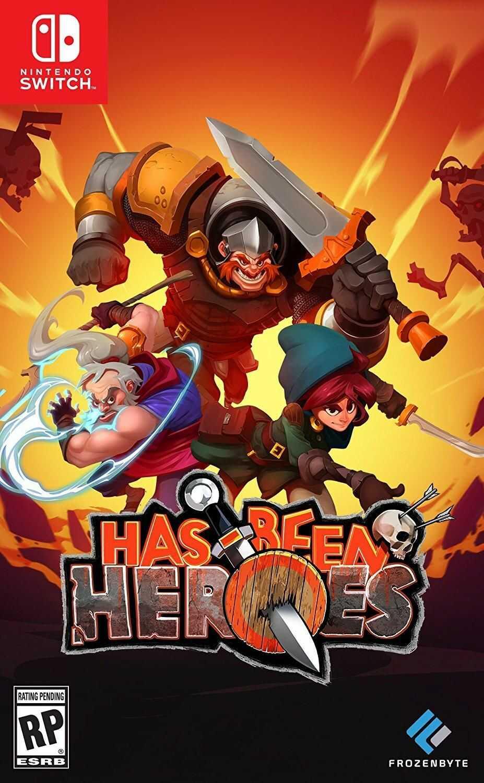 Gra Has-Been Heroes (Nintendo Switch)