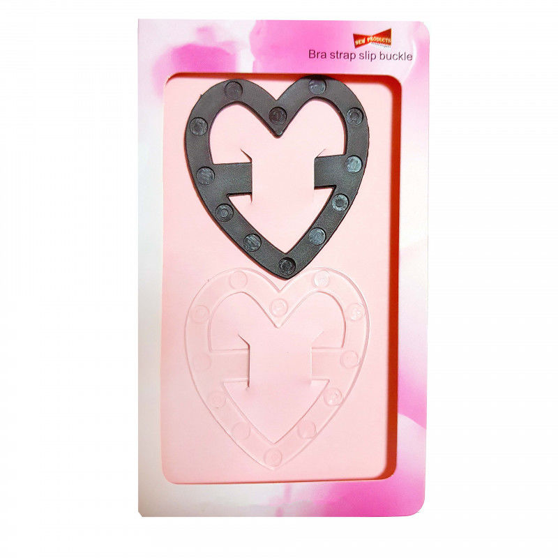 Klamra do ramiączek biustonosza serca BS001095