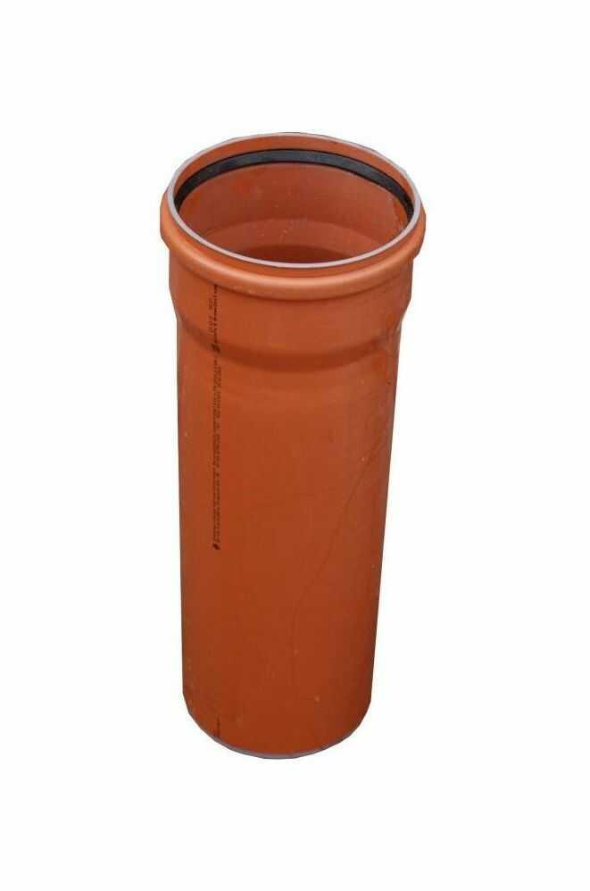 Rura kanalizacyjna zewnętrzna 200 mm/0.5 m DREWPLAST