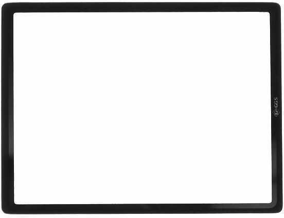 """GGS uniwersalna osłona LCD 2,5"""" szkło hartowane"""