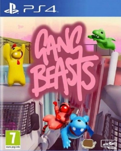Gang Beasts PS4 Używana