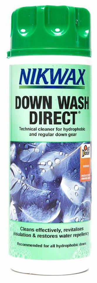 Nikwax Down Wash Direct środek do prania puchu 300ml