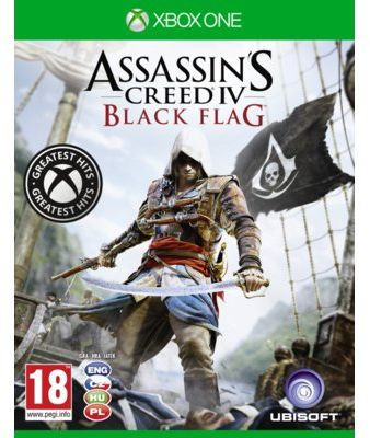 Gra Xbox One Assassin''s Creed IV Black Flag Greatest Hits